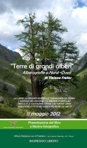 Mostre fotografiche di Tiziano Fratus - Corpo Forestale dello Stato, Roma, 2012
