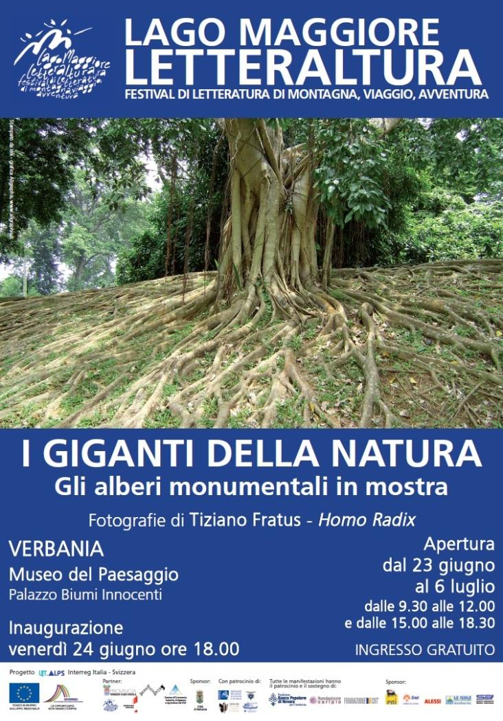 Mostre fotografiche di Tiziano Fratus - Museo del Paesaggio / Letteraltura, Verbania, 2011