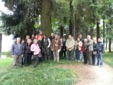 Passeggiata per cercatori di alberi, Villa Faraggiana a Meina (NO), Giornate FAI 2011