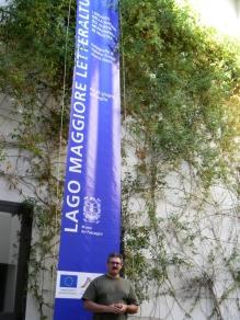 Inaugurazione mostra fotografica I giganti della natura, Museo del Paesaggio, Verbania