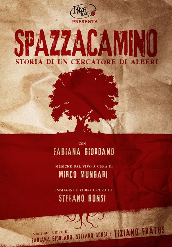 Spazzacamino. Storia di un cercatore di alberi, spettacolo teatrale a FestAmbiente 2011, il festival di Legambiente