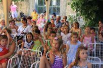 """""""Ci vuole un albero"""" a Borghetto Santo Spirito, 17 luglio 2012 - I bambini partecipanti"""