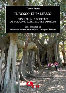 Il bosco di Palermo, copertina del volume