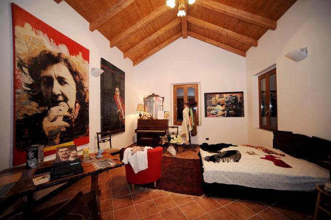 844064 INAUGURAZIONE DELLA CASA MUSEO PER ALDA MERINI
