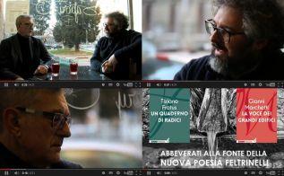 """""""Che cos'è la poesia"""" dialogo fra Tiziano Fratus e Gianni Marchetti – La Nuova PoesiaFeltrinelli"""