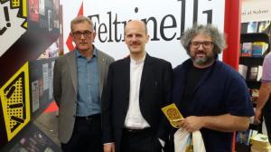 feltrinelli stand trio