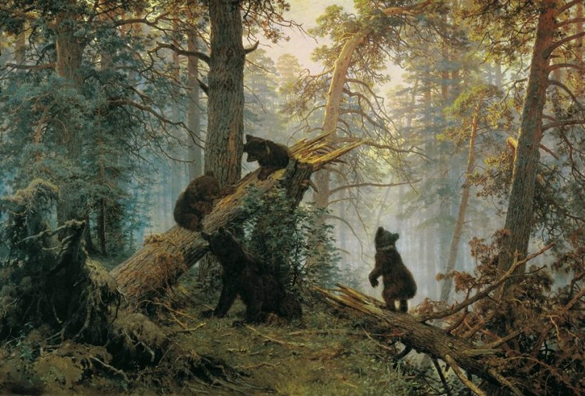 Ivan_Shishkin_Morning_in_a_Pine_Forest_1886