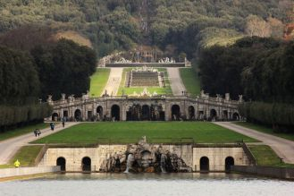 Arborgrammaticus ~ Titolo: Caserta. Luogo: Parco della reggia reale di Caserta.