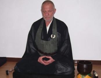 Pionieri: il maestro zen Massimo Dai Do Strumia.