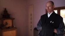 Roberto Taiho Tavella, responsabile del centro Meditazione Zen Parma.