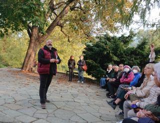 Foliage, Parco del Valentino di Torino
